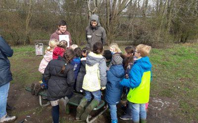 Projektwoche zum Thema Wasser und Nachhaltigkeit in Grundschule Ostbevern
